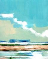 Seascape VII Framed Print