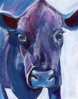 Purple Cow Fine-Art Print