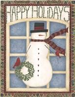 Happy Holidays Fine-Art Print