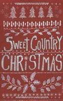 Sweet Country Christmas Fine-Art Print
