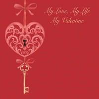 My Valentine Fine-Art Print