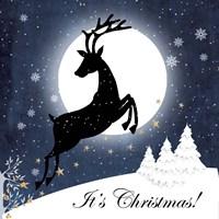 It's Christmas Fine-Art Print
