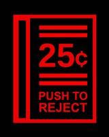 Push To Reject Fine-Art Print