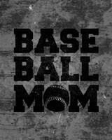 Baseball Mom Fine-Art Print