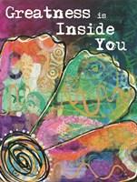 Greatness is Inside You Fine-Art Print