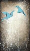 Unfolding Romance Fine-Art Print