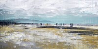 Beach III Panel Fine-Art Print