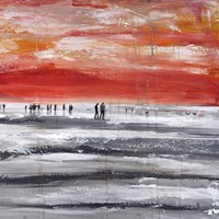 Beach IV B Fine-Art Print