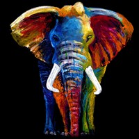 Great elephant Fine-Art Print