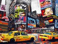Downtown Fine-Art Print