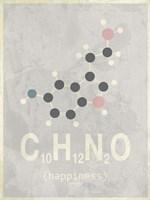 Molecule Happiennes-Medium Grey Fine-Art Print