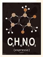 Molecule Espresso Fine-Art Print