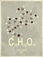 Molecule Milk Fine-Art Print