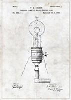 Electric Lamp Fine-Art Print