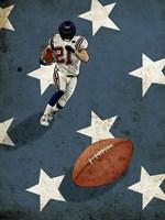 American Football 2 Framed Print