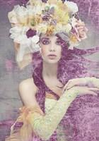 Flower Lady Fine-Art Print