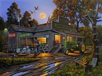 Smokey's General Store Fine-Art Print