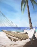 Beach Hammock Fine-Art Print