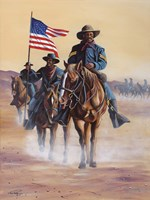 Buffalo Soldiers Fine-Art Print