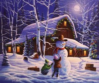 The Joy of Christmas Fine-Art Print
