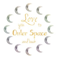Outer Space And Back 2 Fine-Art Print