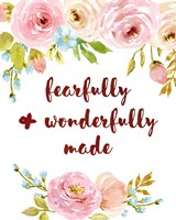 Fearfully & Wonderfully Made Fine-Art Print