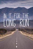 For The Long Run Fine-Art Print
