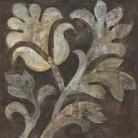 Fresco Floral II Fine-Art Print