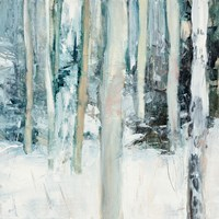 Winter Woods I Fine-Art Print