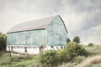 Late Summer Barn I Crop Fine-Art Print