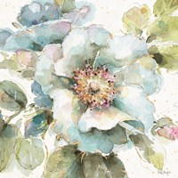 Country Bloom VII Framed Print