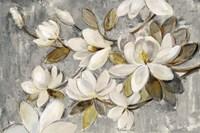 Magnolia Simplicity Neutral Gray Fine-Art Print