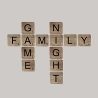 Game Night Fine-Art Print