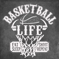 Basketball Life Fine-Art Print