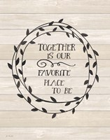 Together is Our Fine-Art Print