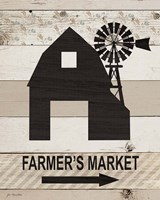 Farm Market Fine-Art Print