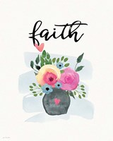 Faith I Fine-Art Print