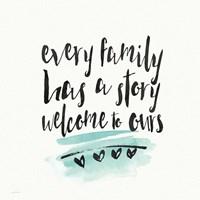 Every Family Fine-Art Print