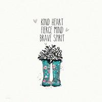 Kind heart Fine-Art Print