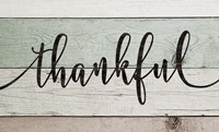 Thankful Fine-Art Print