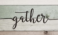 Gather - Panel Fine-Art Print