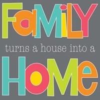 Family Makes a Home Fine-Art Print