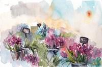Farmer's Market Flowers Fine-Art Print