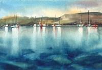 Boat Reflections Fine-Art Print