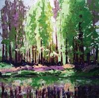 Reflections on the Lake Fine-Art Print
