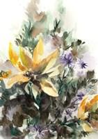 Yellow Flowers Fine-Art Print