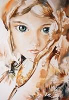 Green Eyes Fine-Art Print