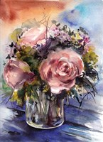 Floral Arrangement Fine-Art Print