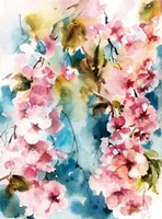 Blushing Blossoms Fine-Art Print