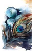 Peacock III Fine-Art Print